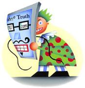 Malditas mentiras y la internet