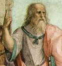 Platón, según Rafael
